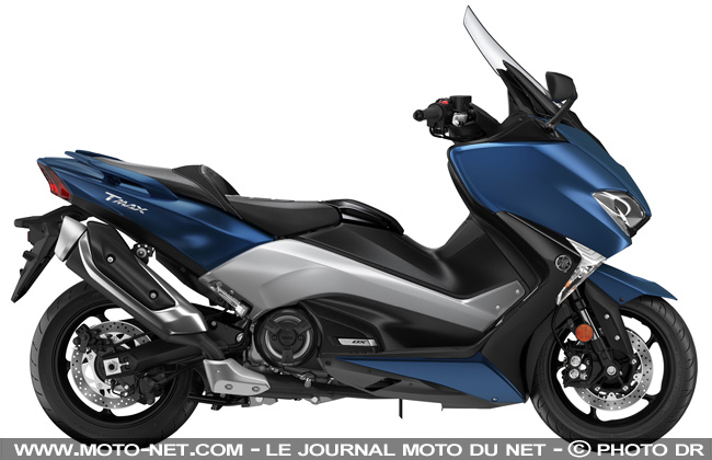 scooters nouveau scooter yamaha tmax 2017 premi res informations. Black Bedroom Furniture Sets. Home Design Ideas