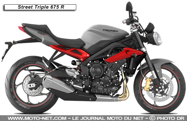 roadster essai street triple 765 rs le roadster super sport de triumph. Black Bedroom Furniture Sets. Home Design Ideas