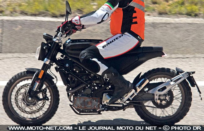 nouveaut s la husqvarna svartpilen 401 dans la roue de la ktm 390 duke. Black Bedroom Furniture Sets. Home Design Ideas