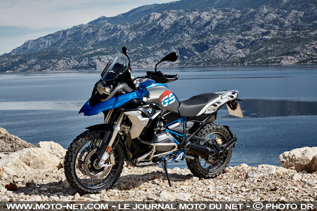 selle bmw gs