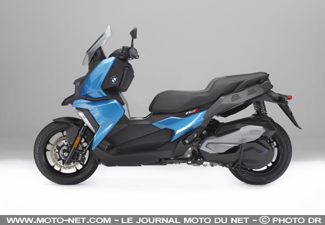 moto scooter 400
