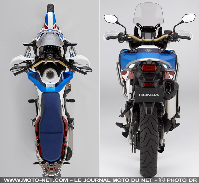 trail honda africa twin adventure sports out of africa. Black Bedroom Furniture Sets. Home Design Ideas