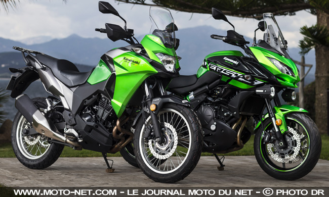 tous les tests quelle moto a2 choisir chez kawasaki test des z900 70 kw ninja 400 et. Black Bedroom Furniture Sets. Home Design Ideas
