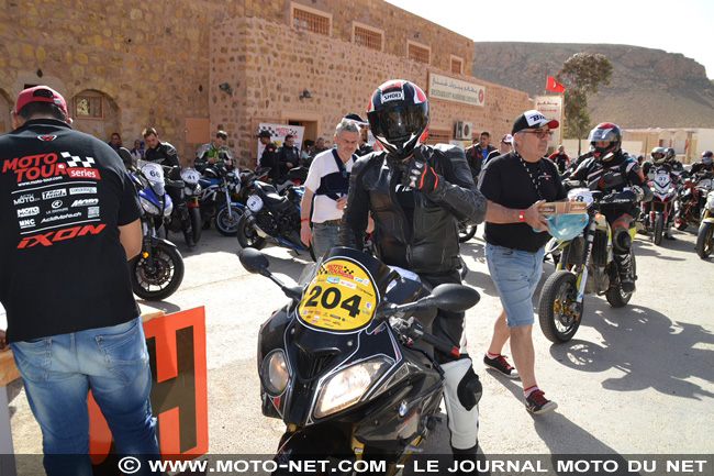 Moto Tour Series Tunisie J4 : Twist again !