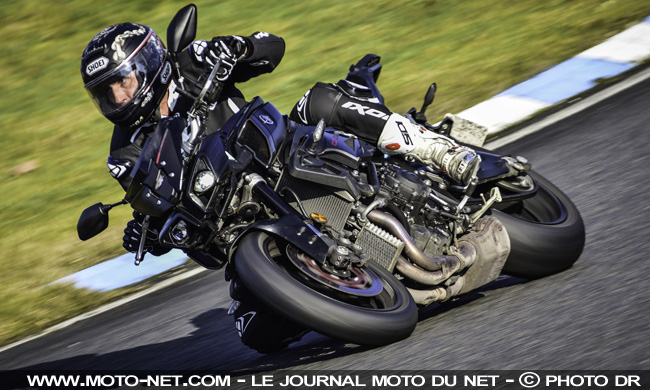 Interview Christophe Guyot (Yamaha GMT94) : ''It's a long way to the top''...