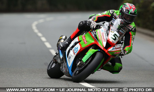Tourist Trophy 2019 : le King Hickman doit s'incliner en Senior TT