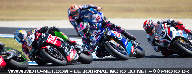 #AUSWorldSBK - Déclarations des pilotes World Superbike 2019 à Phillip Island