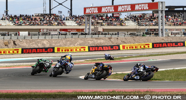 #ARGWorldSSP - Déclarations des pilotes World Supersport 2019 à San Juan Villicum