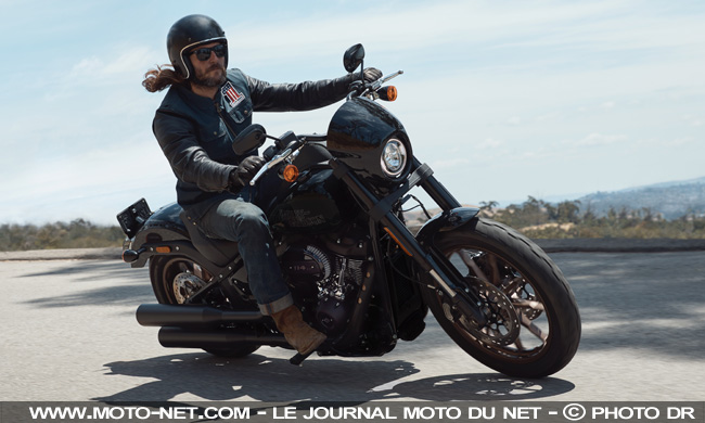 West-Coast Cruiser : Harley-Davidson relance la Low Rider S