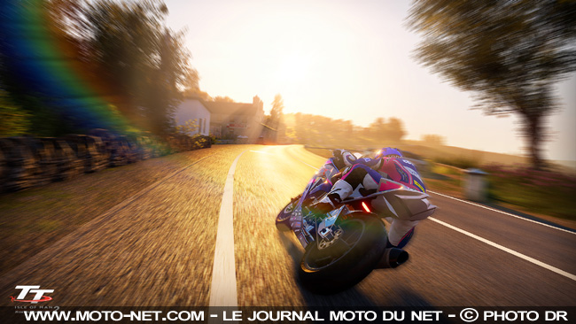 Interview : TT Isle of Man 2, le jeu vidéo de moto Made in France