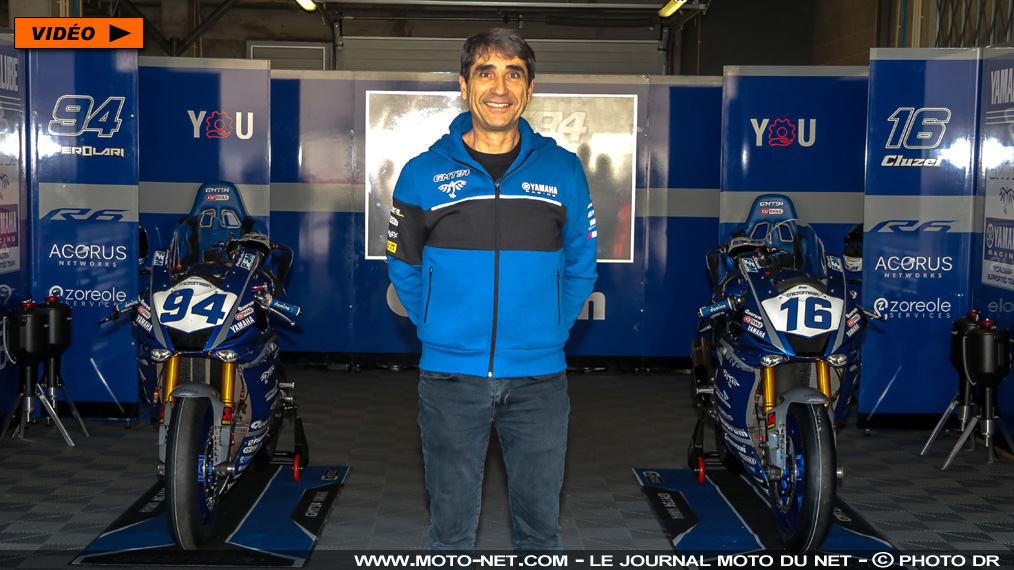 Interview Christophe Guyot (GMT94) : Supersport 2020, Superbike de demain