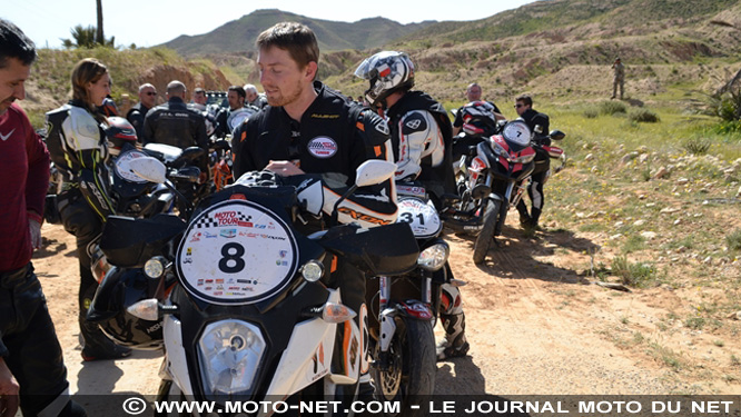 Moto Tour Series Tunisie J3 : Rock'n Roll day !
