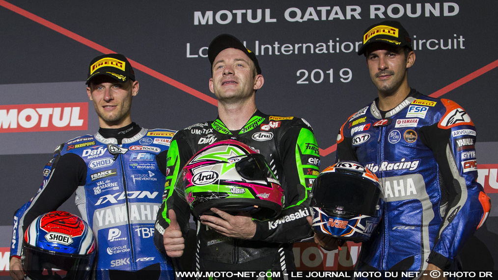 Déclarations World Supersport 2019 à Losail : vivement 2020 !