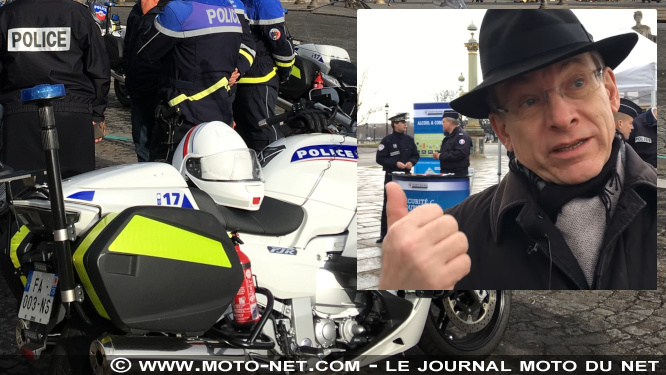 Motards : la Barbe de la discorde...