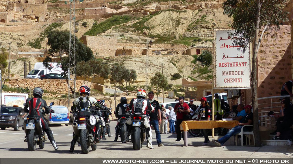 Le Moto Tour Séries Tunisie reprend la route en 2019