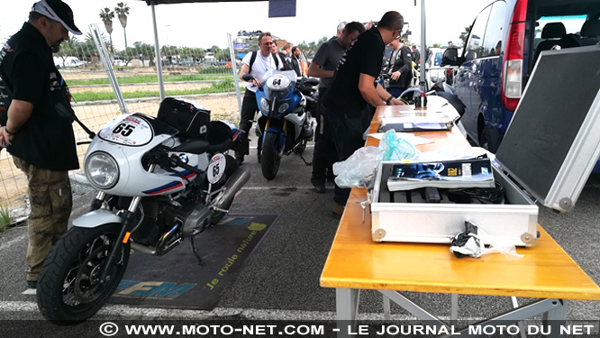 Le Moto Tour Séries Corse dans les starting-blocks !