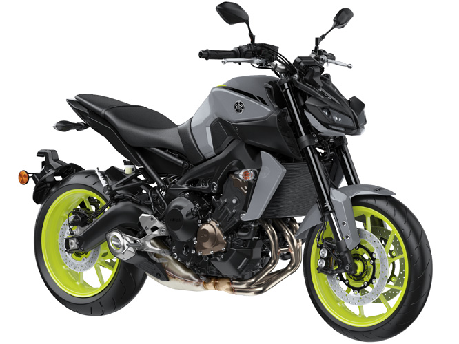 yamaha mt 09 2017 et mt 10 sp premi res informations. Black Bedroom Furniture Sets. Home Design Ideas