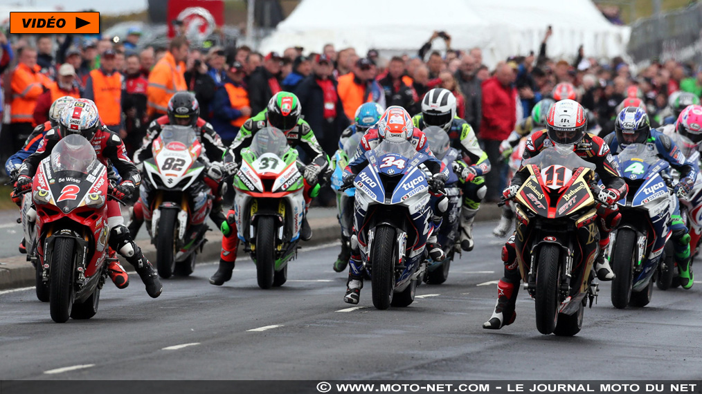 North West 200 : bande annonce 2018 et courses en direct