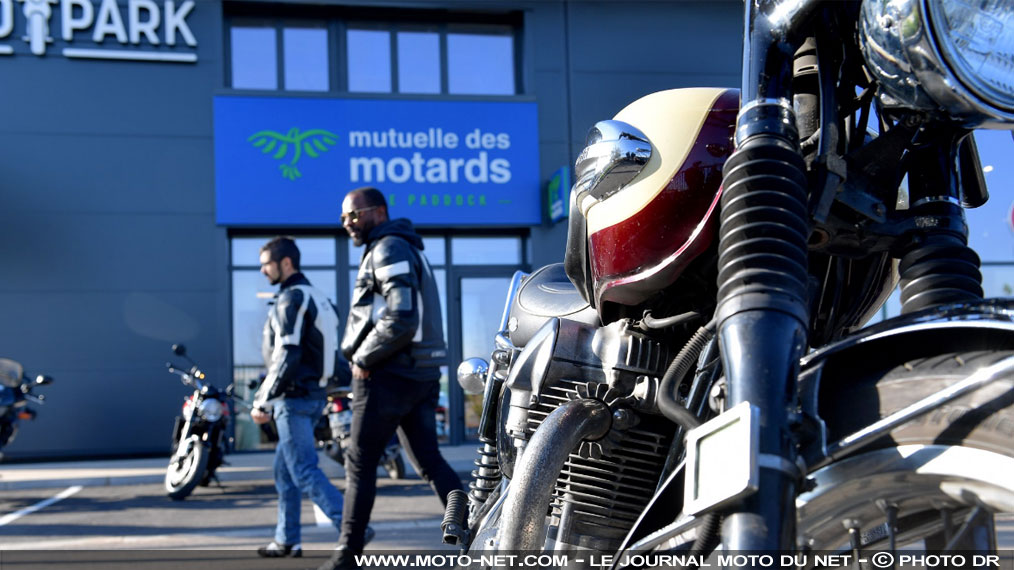 "La Mutuelle des Motards poursuit sa campagne ""Nos exclus"""
