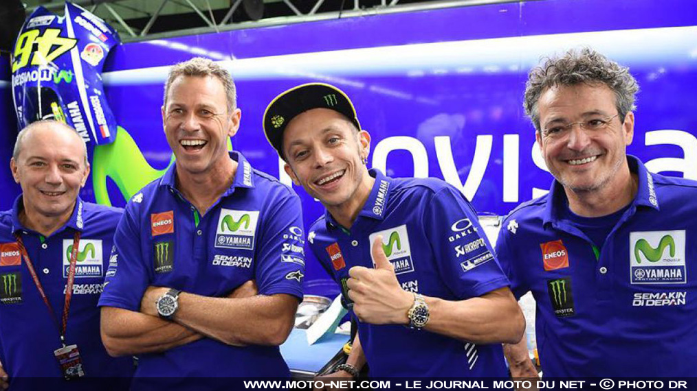 Officiel : Rossi confirme son retour au GP d'Aragon !