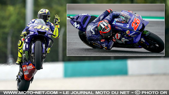 19 19 gp de valence vi ales veut la troisi me place de rossi au classement g n ral motogp. Black Bedroom Furniture Sets. Home Design Ideas