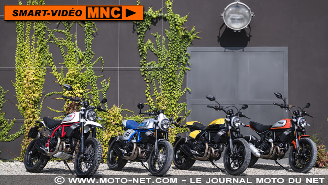 salon de paris les nouveaux scramblers 2019 au mondial de la moto mais pas tout de suite. Black Bedroom Furniture Sets. Home Design Ideas