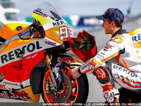 MotoGP - Tests J1 : Marquez prend les devants