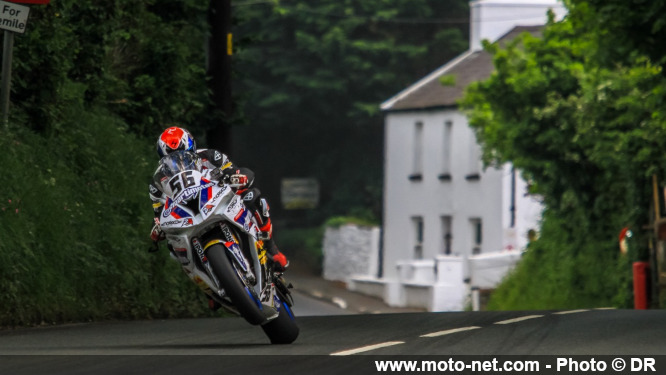 Julien Toniutti repart au Tourist Trophy 2020