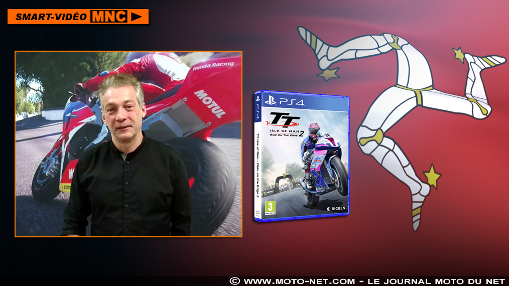 "Interview : TT Isle of Man 2, le jeu vidéo de moto ""Made in France"" revient"