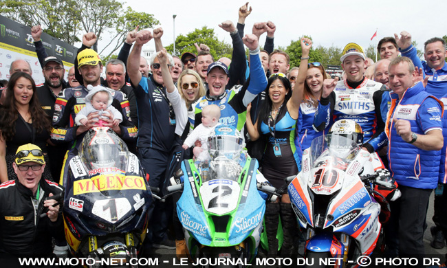 Senior TT 2019 : le King Hickman contraint de s'incliner face à Harrison