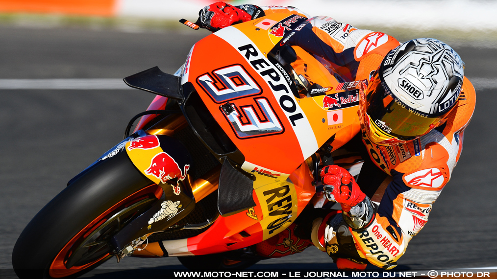 motogp gp de valence essais fp3 marquez sonne la charge. Black Bedroom Furniture Sets. Home Design Ideas