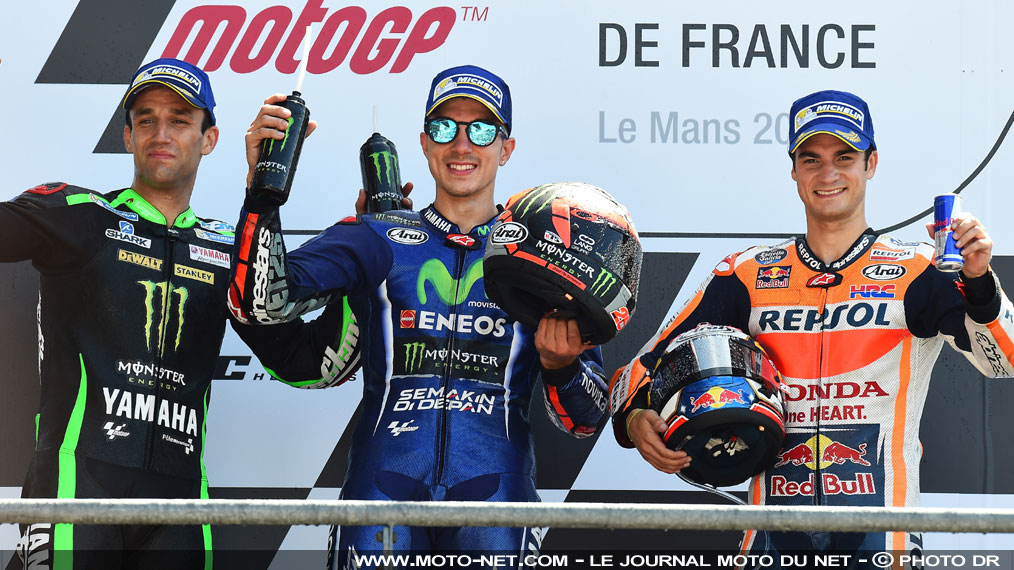 MOTOGP FRANCE - ZARCO S'EXPLIQUE